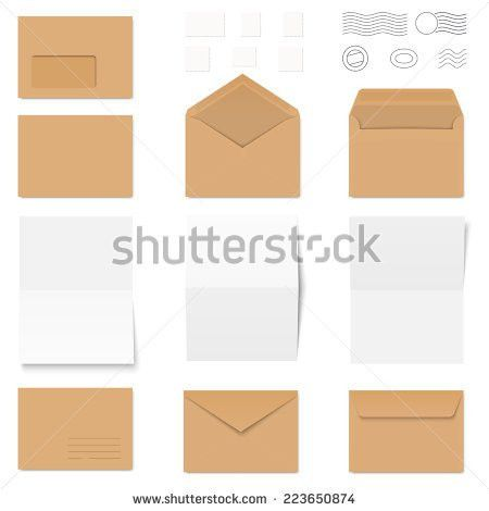 Brown Envelope Stock Images, Royalty-Free Images & Vectors ...
