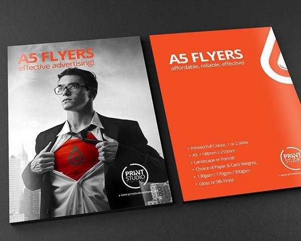 Flyer Printing Scotland | Fast Turnaround | High Quality – Print ...