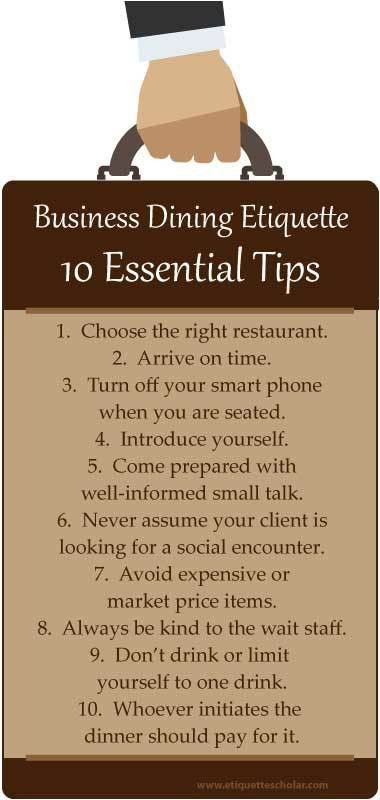 Important Business Invitation Etiquette Guidelines