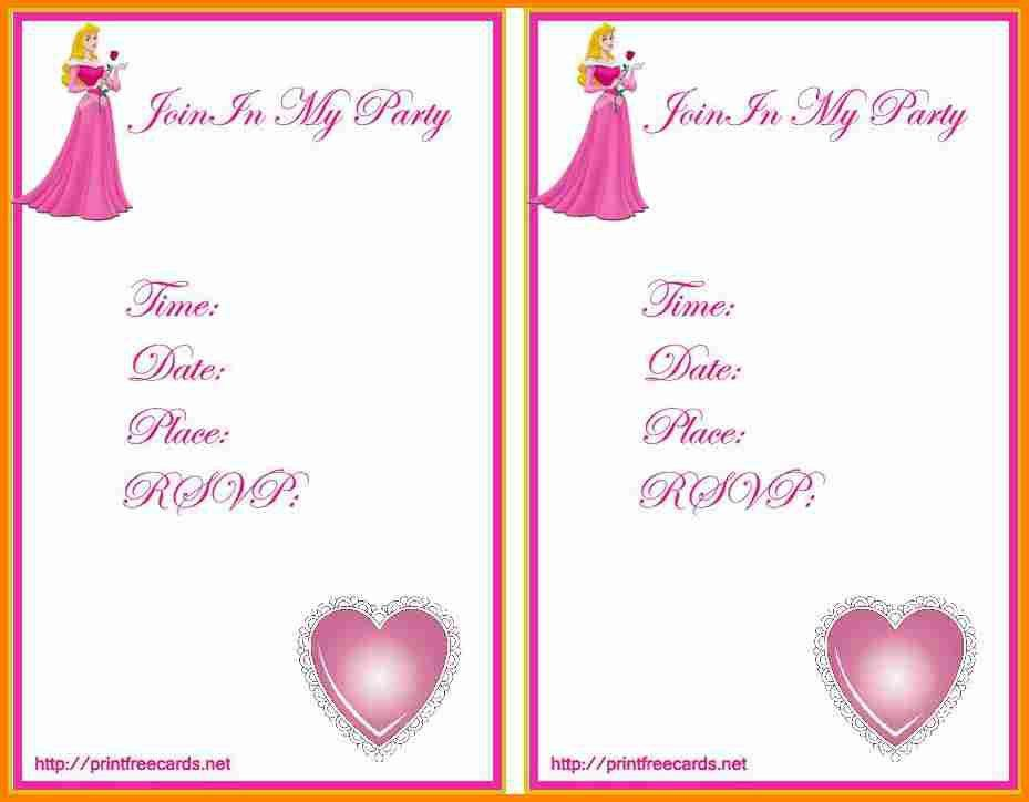 7+ free birthday invitation templates | budget template