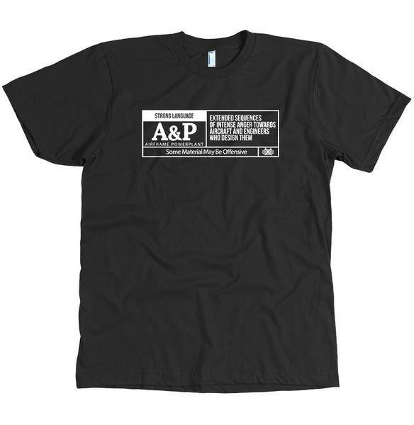Aircraft Mechanic Shirts.com