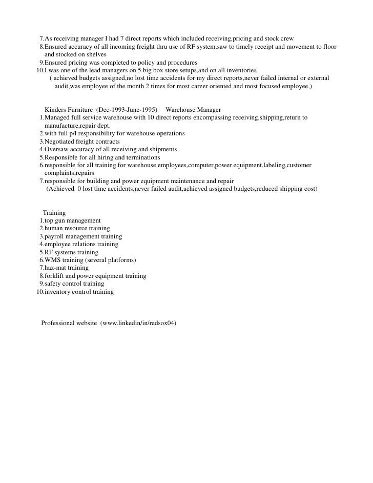 sample zoning manager resume account manager resume objective
