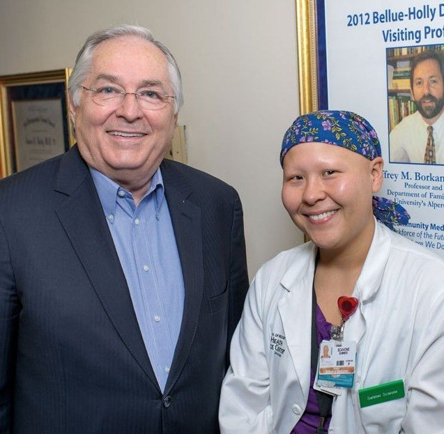 A call to heal, a call to serve - Mission magazine   UT Health ...