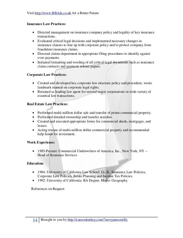 corporate lawyer cover letter