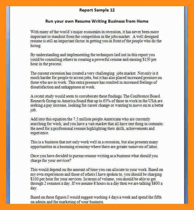 Report Letter – azzurra castle grenada