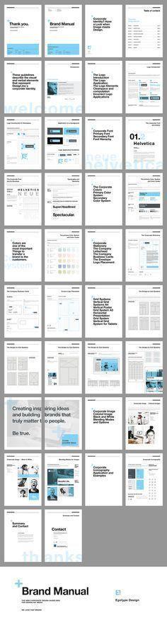 77 best • Standards Guides • images on Pinterest | Brand manual ...