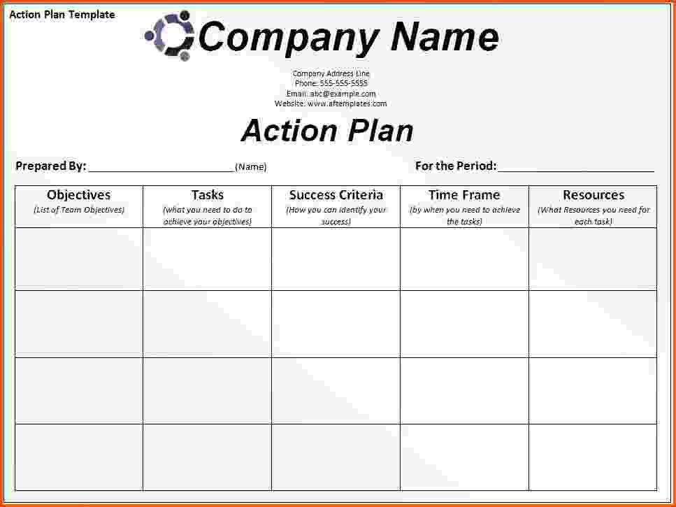 7+ sales plan template | Survey Template Words