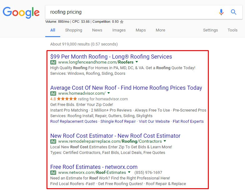 How Much Does It Cost To Advertise With Google AdWords?