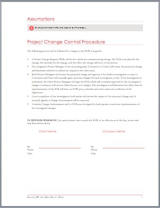 Bid Proposal Template – Microsoft Word Templates
