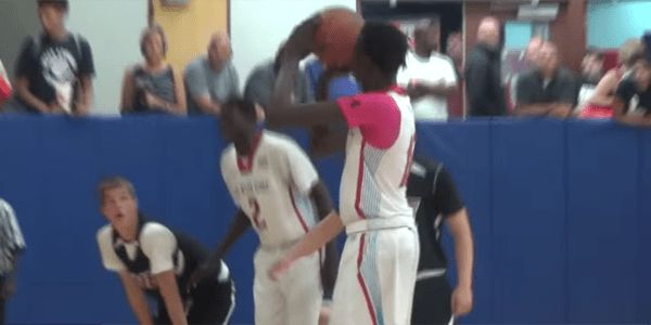 "Manute Bol's Son is 6'11"" with Guard Skills & Just 15 Years Old ..."