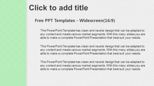 White Paper-Simple-PowerPoint Templates