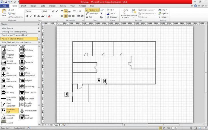 Fire Escape Planning Tool Create Your Home Plan Design Emergency ...