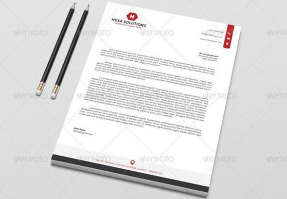 20 Letterhead Templates & Mockups That Will Save You Time