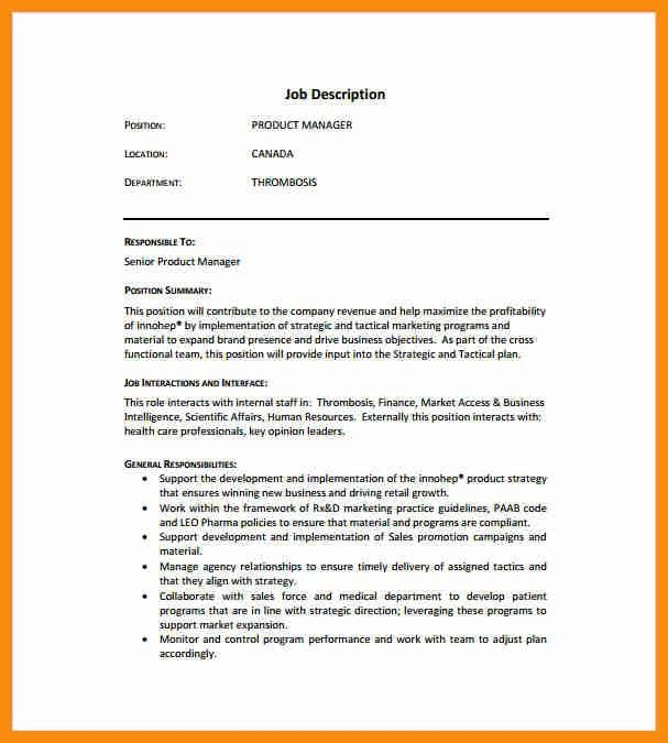 Job Description – laredo roses