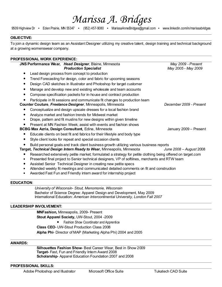merchandising resume sample merchandiser resume example sample