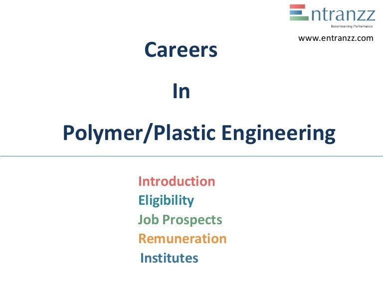 Carrers in polymer or plastic engineering