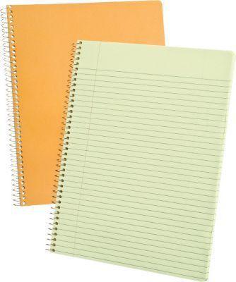 "Ampad® Evidence® Notebook, Narrow Ruled, 8"" x 10""   Staples®"