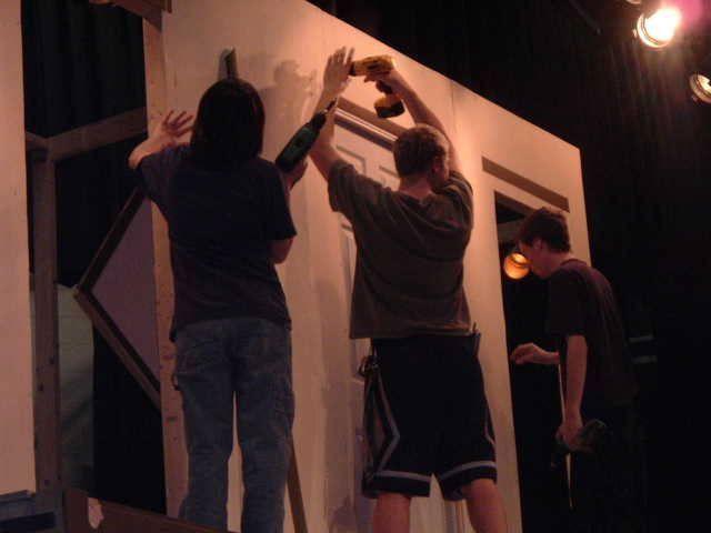 Carpenter (theatre) - Wikipedia