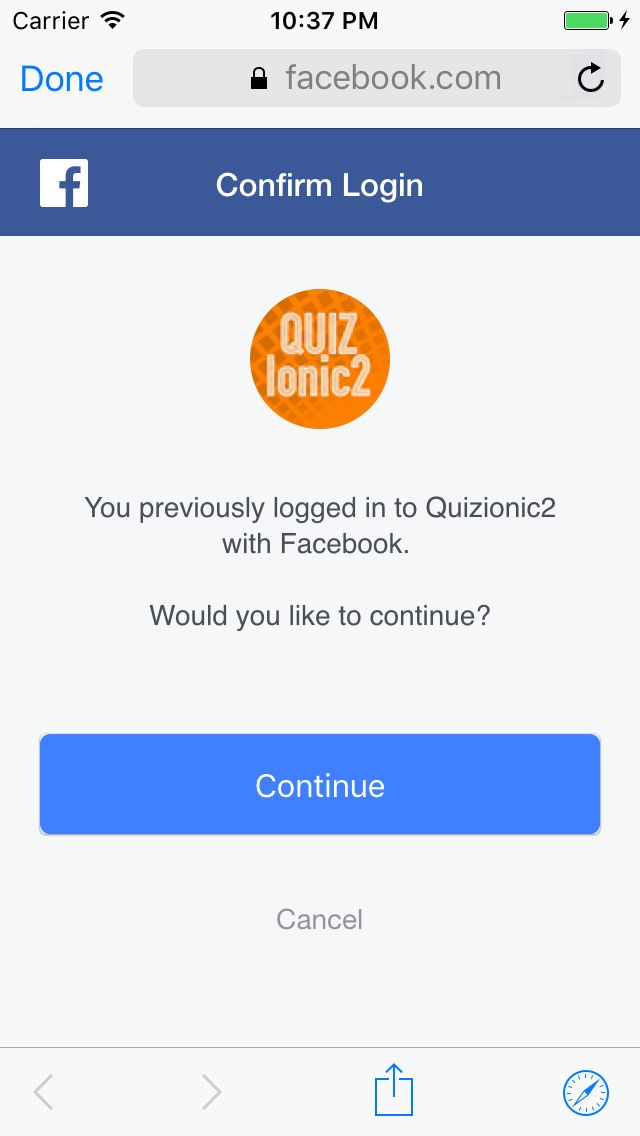 Quizionic3 - The Best and Complete Quiz App Template w/local ...