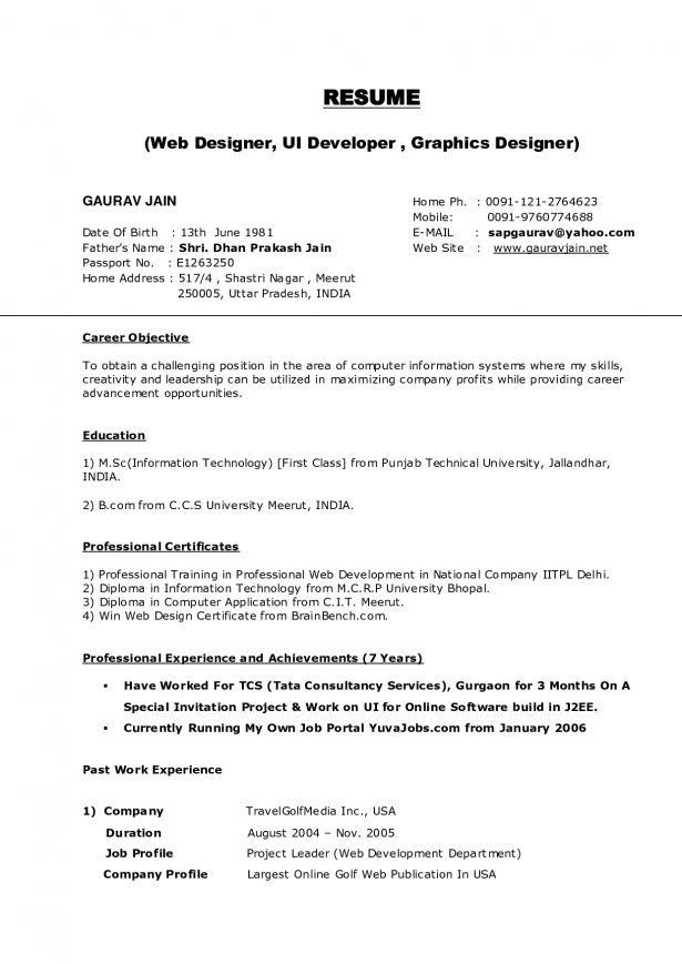 Resume : Format Of Resumes Product Manager Resume Cv Data Entry ...