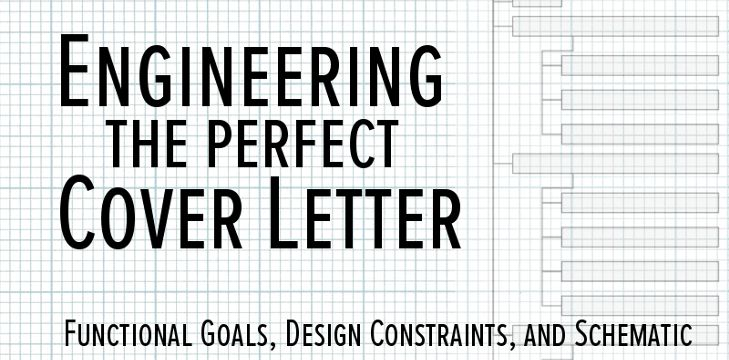 Engineering the Perfect Cover Letter: Video | EngineerJobs Magazine
