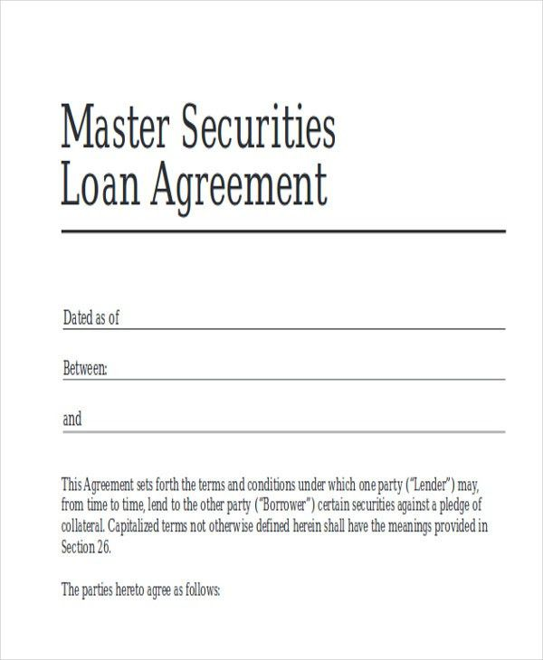 41 Free Sample Agreements