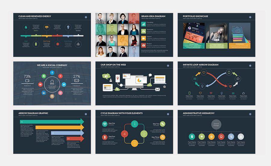 Amazing Powerpoint Presentations Templates - Tomium.info