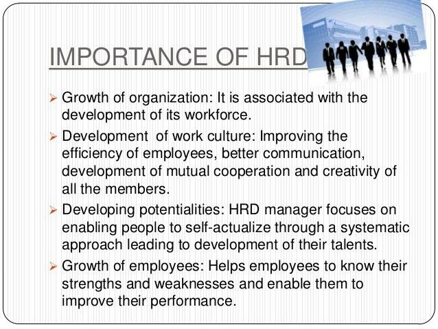 Human resource development in Public Sector ppt