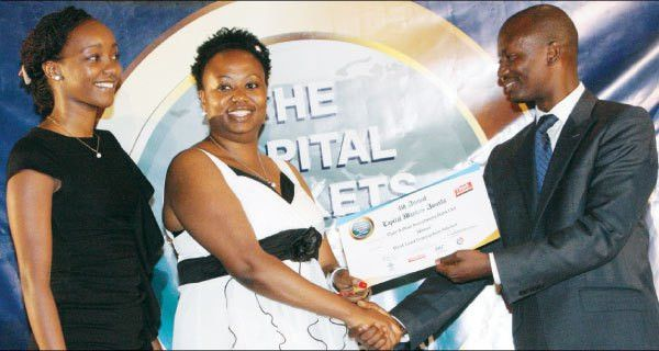 Share certificates now electronic :: Kenya - The Standard