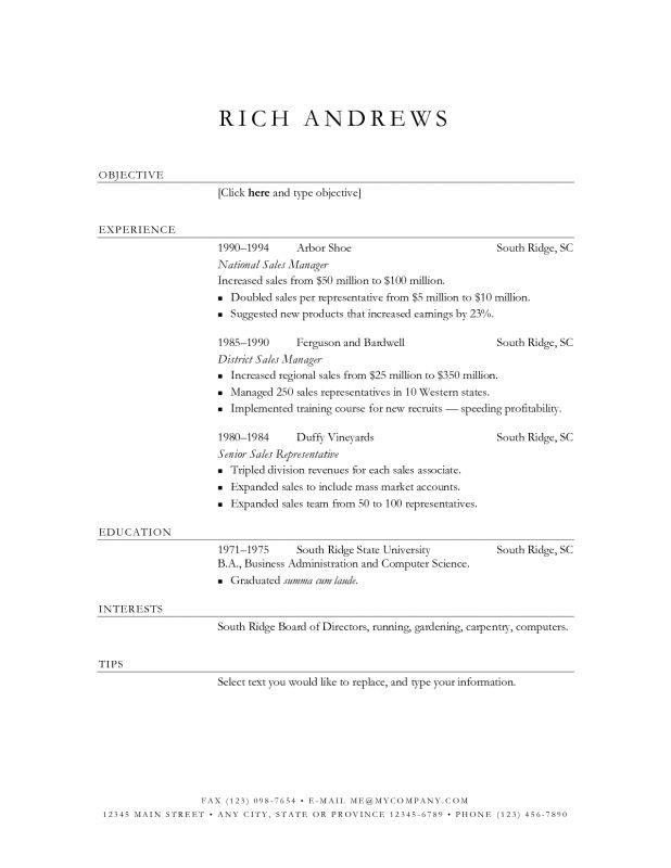 retail sales resume template sales resume example unforgettable
