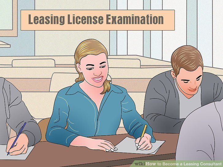 How to Become a Leasing Consultant: 9 Steps (with Pictures)