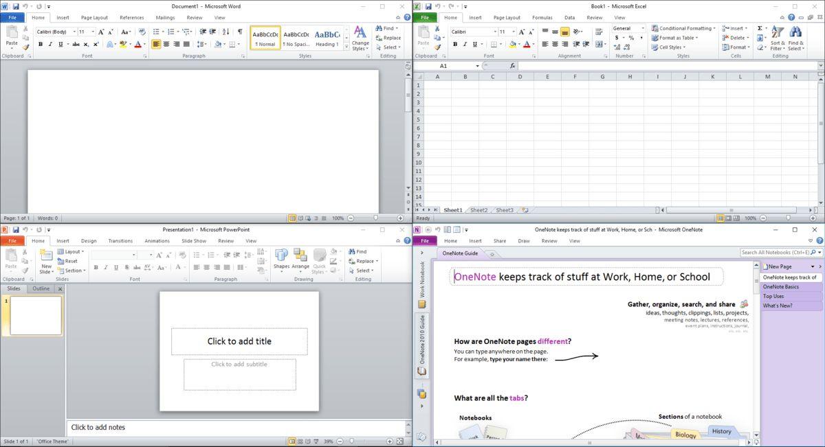 Microsoft Office 2010 - Wikipedia