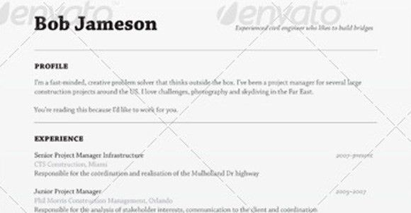 Top Resume Templates Including Word Templates | The Muse