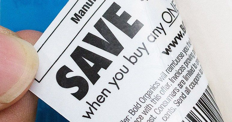 Coupon Labels - Redeemable Coupons - Peel-Off Labels | Custom Printing