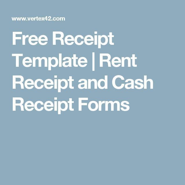 Best 25+ Receipt template ideas on Pinterest | Invoice template ...