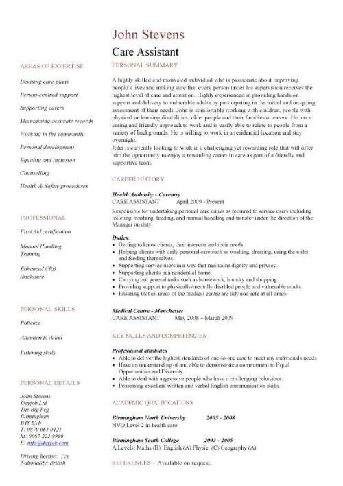 Medical Case Worker Cover Letter