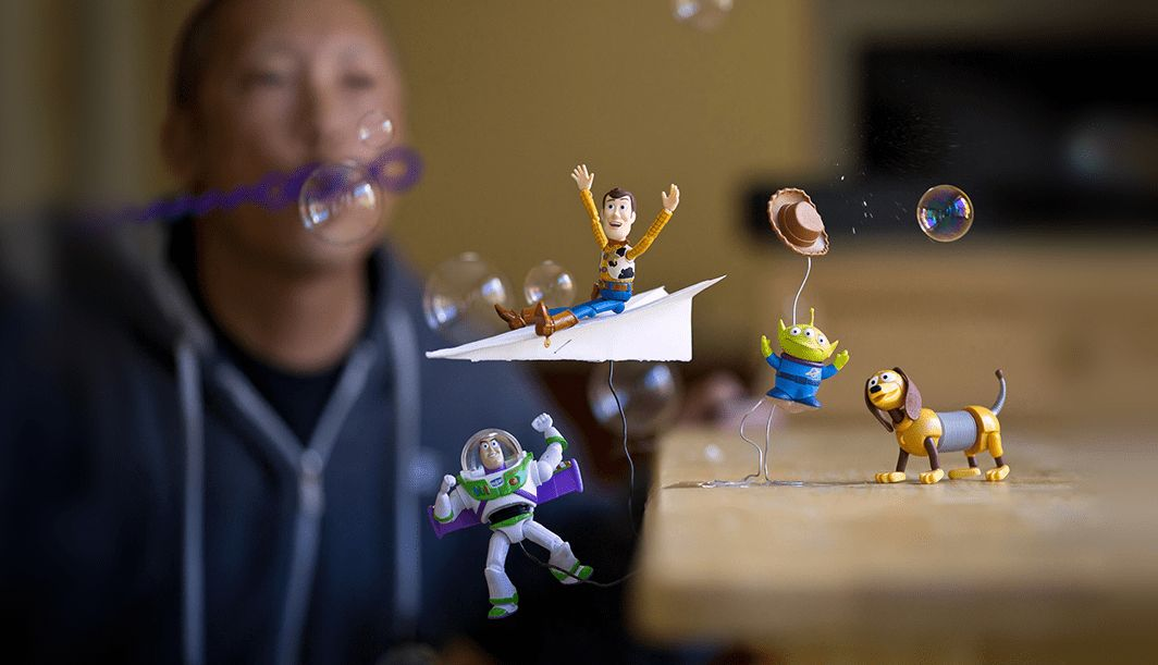 Toy Photography: How Mitchel Wu's Work Became a Viral Phenomena