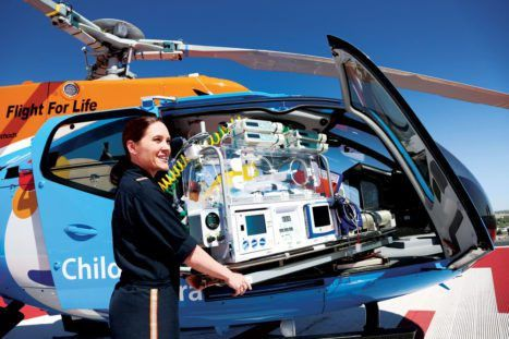 Flights that Save Young Lives | Front Porch