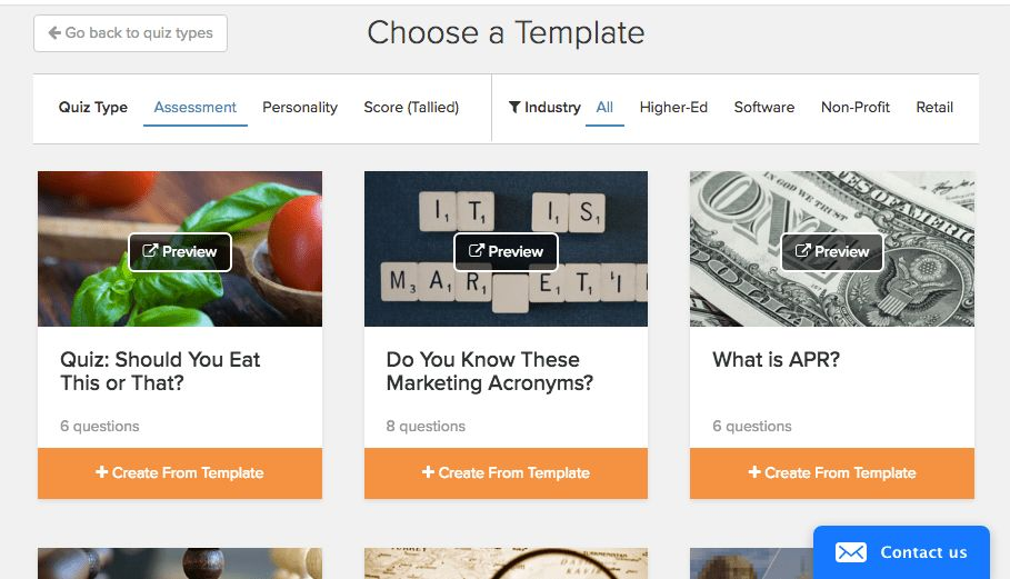 Listbuilding Quizzes To Interact With Your Readers - ♫ Donna ...