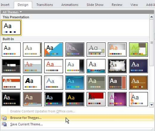 microsoft powerpoint template 2010 microsoft office powerpoint ...