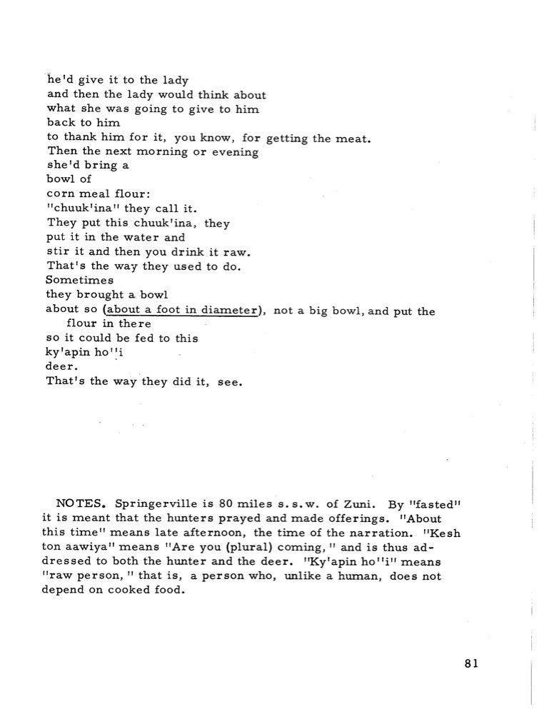 Alcheringa Archive: Winter 1971, vol. 1 no. 3