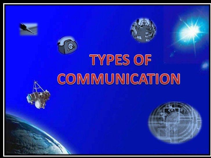 Types Of Office Communication statistics and probability archive ...