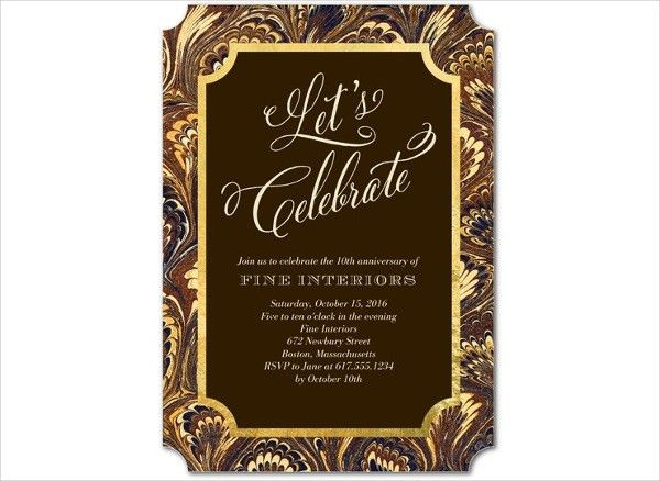 Event Invitation Template | Free & Premium Templates