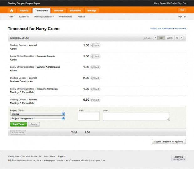 Best Invoicing Software for Freelancers: Harvest vs. Freshbooks