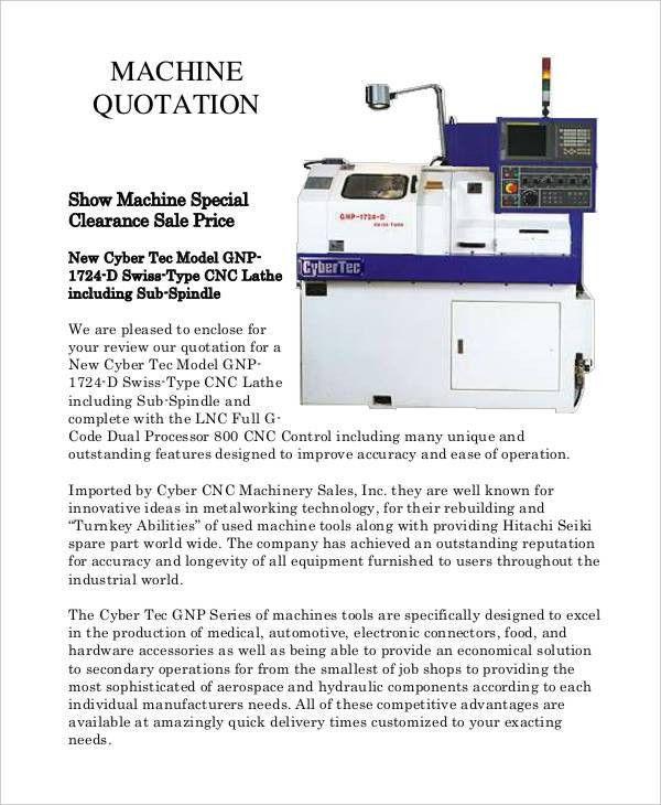 Ideas About Quotation Format. Business Quotation Letter - The Best ...