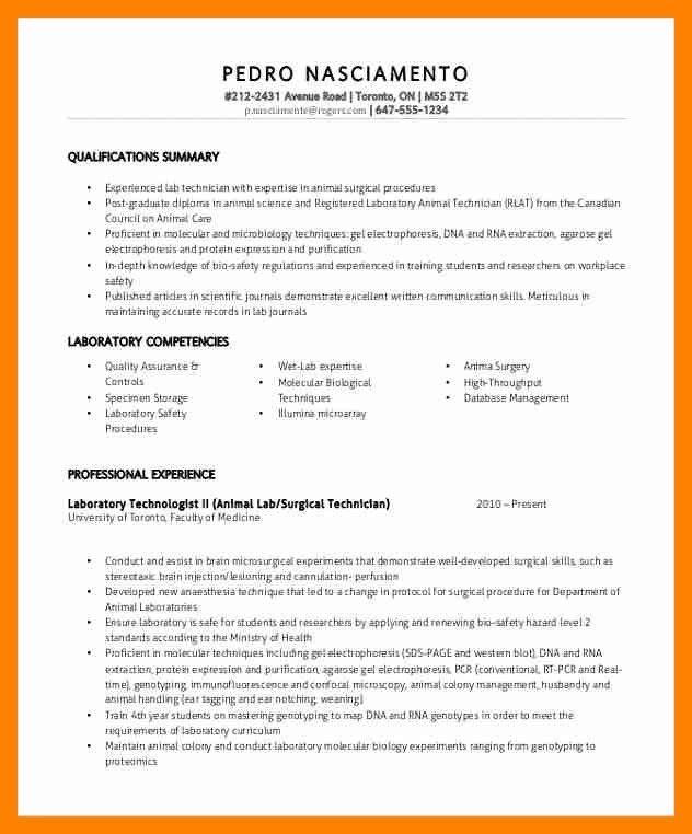 Chemistry Lab Technician Resume. vet resume resume cv cover letter ...