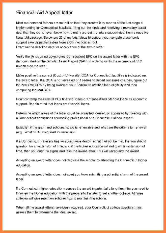 5+ sap appeal letters | Appeal Letter 2017