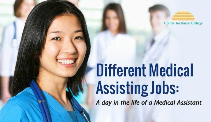 Medical Assisting Jobs | Life as A Medical Assistant | Florida ...