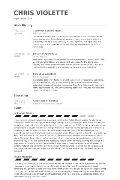 Resume Guest Service Agent. Guest Service Agent Resume Samples ...