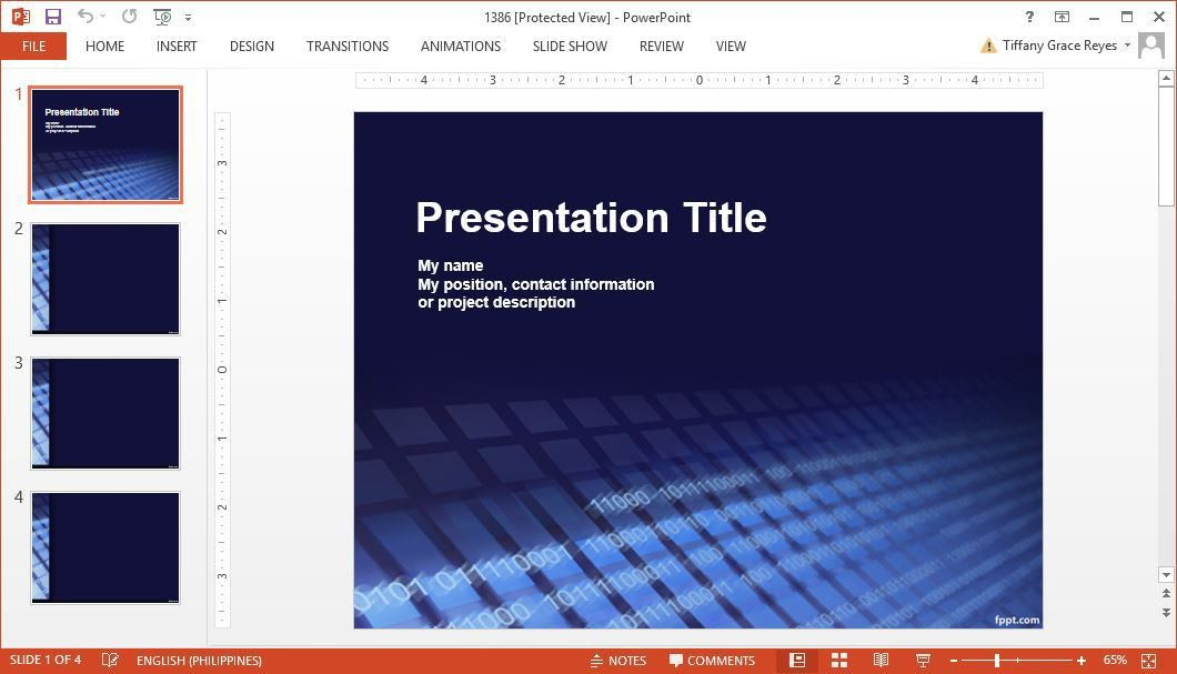 Create Delightful Presentations Using Free PowerPoint Templates ...
